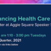 Advancing Health Care Equity Speaker Series