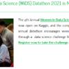 Women in Data Science Datathon 2021 is Live!