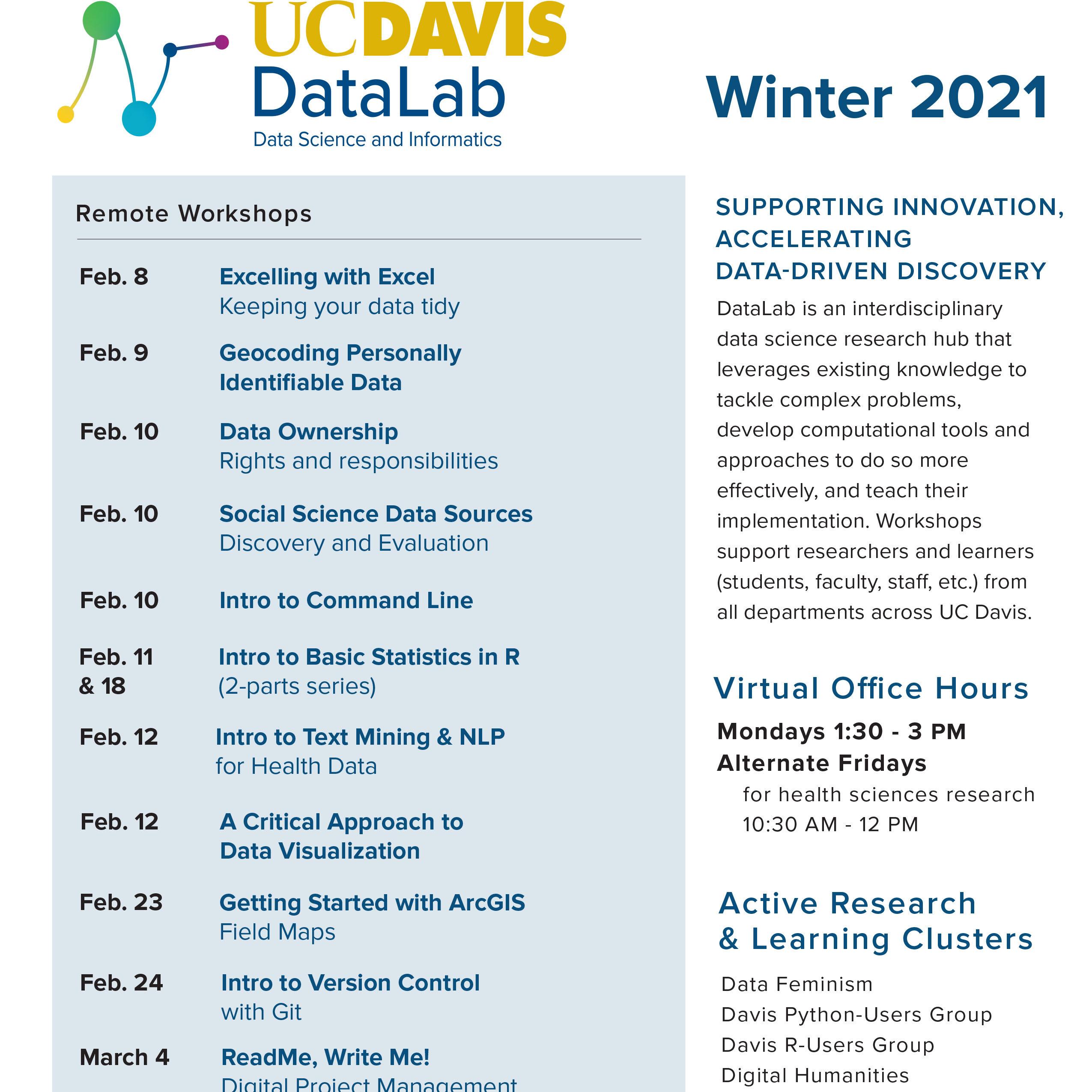 DataLab_Workshops_2021Winter