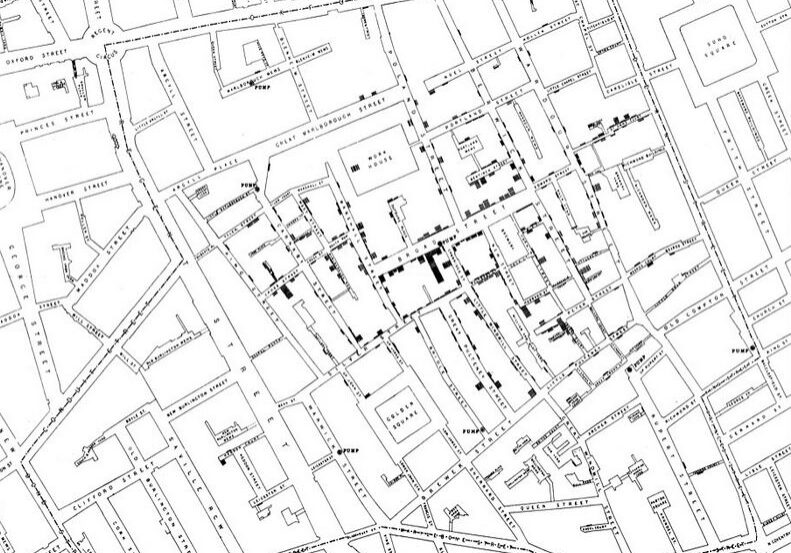 John Snow Map